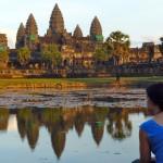 Angkor Wat splendor, Cambodia, 2007