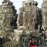 Enchanted Bayon Temple, Cambodia 2007
