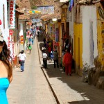 My inspiration to go to Mexico. Písac, a tiny village in Peru 2011