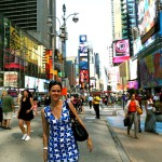 Time Square, New York City 2012