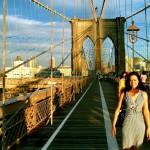 Brooklyn Bridge, New York City 2012