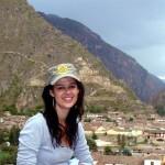 Ollantaytambo, last stop before hiking Machu Picchu, Peru 2011