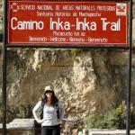 Starting the Machu Picchu Inka Trail, Cusco, Peru 2011