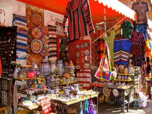 Puebla daily market