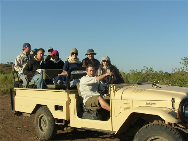 Botswana Safari Adventure