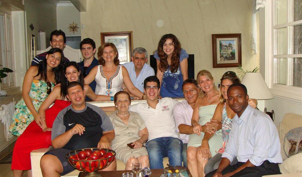 My Brazilian Family